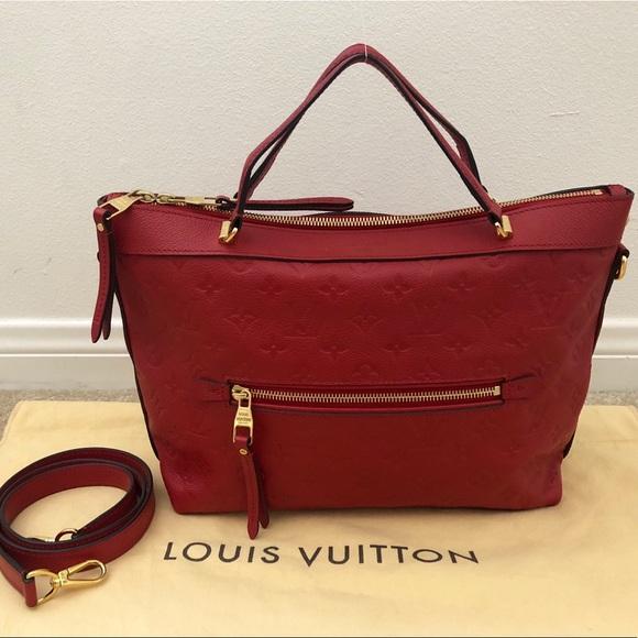 ef4fcb206ffd Louis Vuitton Handbags - Louis Vuitton Empreinte Bastille PM